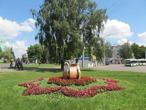 остановка Парк Фестивальный