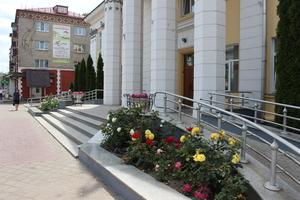 Администрация Новобелицкого района. Розорий