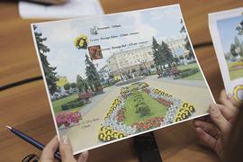 Экзотические цветы в этом году появятся на улицах Гомеля
